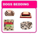 DOG BED/BEDDING