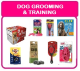 DOG GROOMING & TRAINING