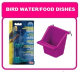 BIRD DISHES