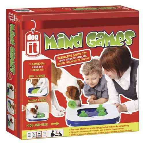 hagen dog-it mind games dog toy