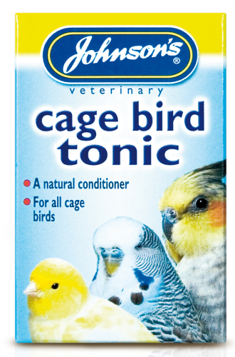 Jvp Cage Bird Tonic 15ml