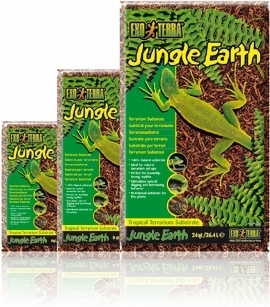 EXO TERRA TREE JUNGLE EARTH TROPICAL SUBSTRATE 4.4l