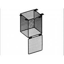 Rectangular, 12 x 24cm Vivarium Heat Guard