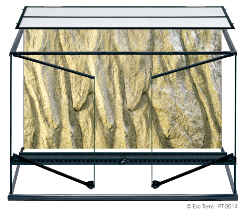 Large (Tall) EXO-TERRA Glass Terrarium 90 X 45 X 60