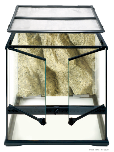 Large (X-Tall) EXO-TERRA Glass Terrarium 90 X 45 X 90