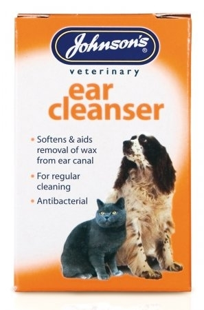 Johnson's ear cleanser