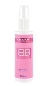 Ancol cologne for dogs baby powder fragrance 100ml