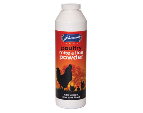 Johnson's mite and lice powder poultry (chickens) 250g