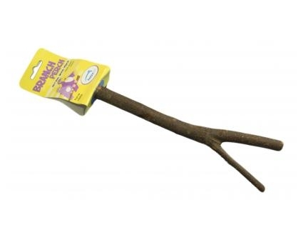 Happy pets branch perch wooden small