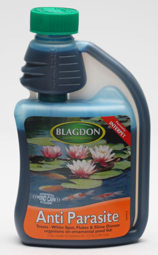 Blagdon Anti Parasite 250ml