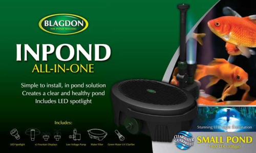 Blagdon Inpond All-in-one 1400 5w