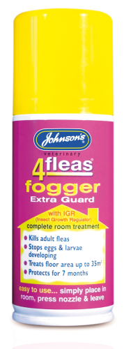 4fleas Room Fogger With Igr 100ml